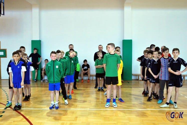 X jubileuszowy halowy turniej piłki nożnej