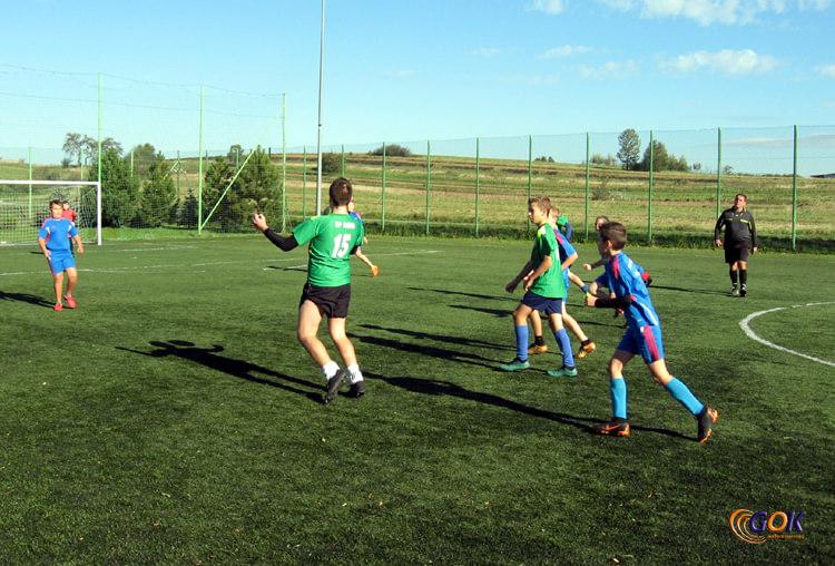 X Jubileuszowy Turniej Piłki Nożnej o Puchar Dyrektora GOK