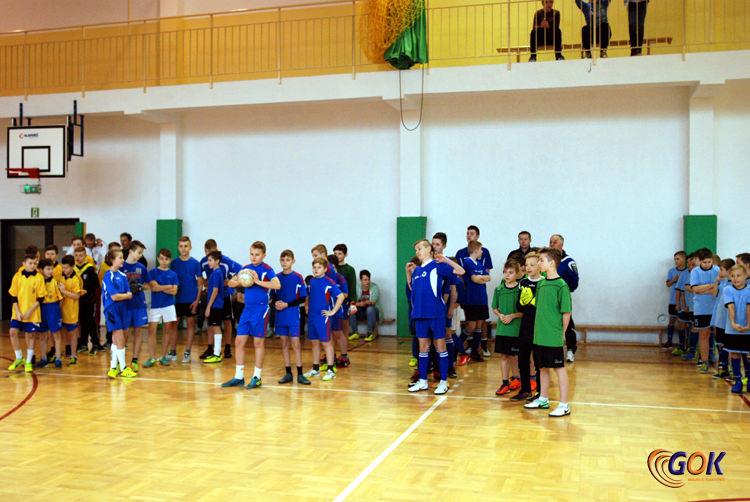 XI Gminny Halowy Turniej Piłki Nożnej o Puchar Ferii