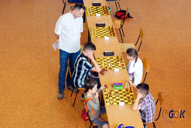 XII Międzynarodowy Turniej Szachowy w Rogach