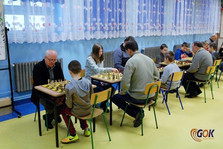 XII Otwarty Turniej Szachowy o Mistrzostwo Rogów