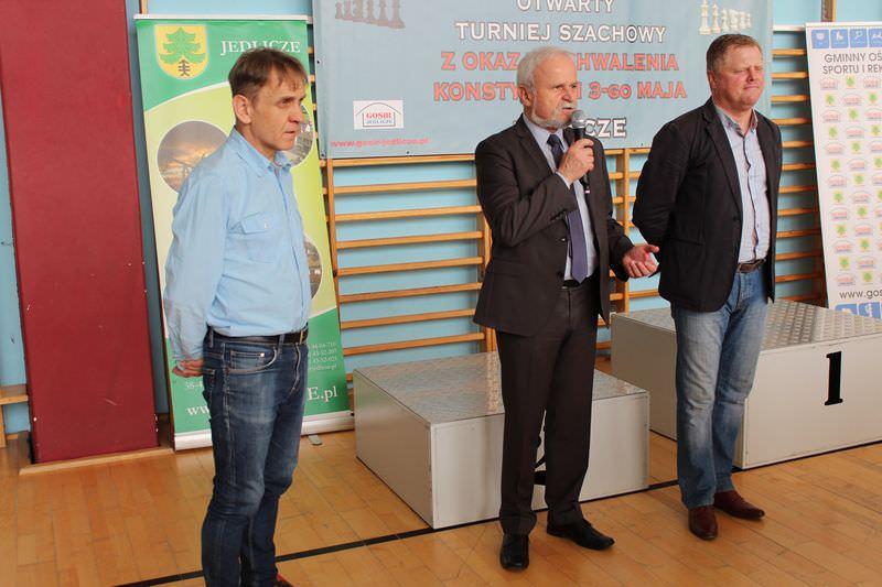 XII Otwarty Turniej Szachowy w Jedliczu