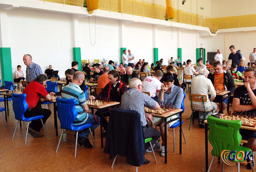 XIV Międzynarodowy Turniej Szachowy