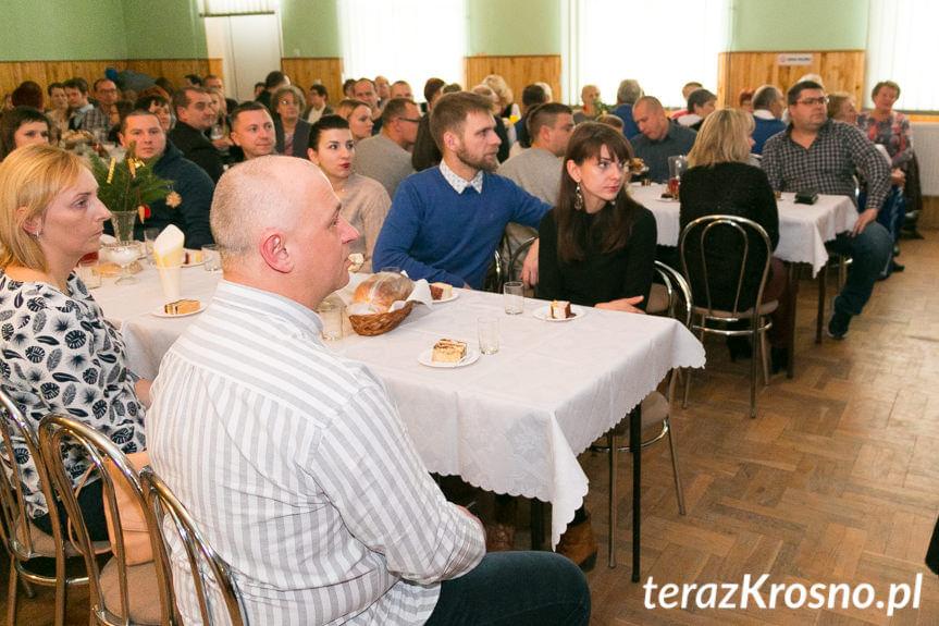 XIV Spotkanie Opłatkowe w Parafii Zręcin