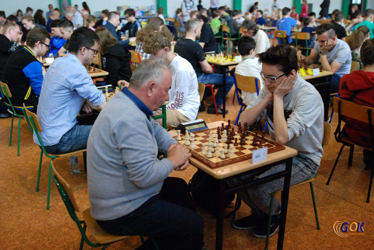 XV Międzynarodowy Turniej Szachowy w Rogach