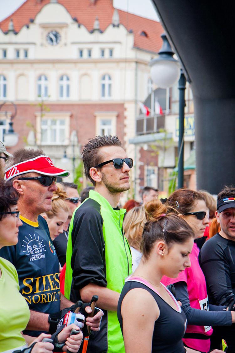 XVIII Krośnieński Bieg Konstytucji i Zawody Nordic Walking