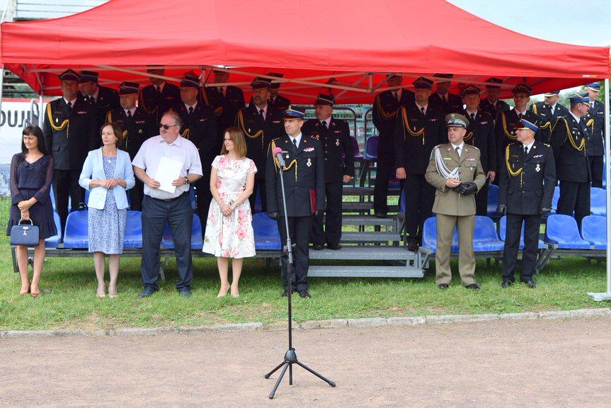 XX Mistrzostwa Województwa Podkarpackiego Strażaków PSP w Sporcie Pożarniczym