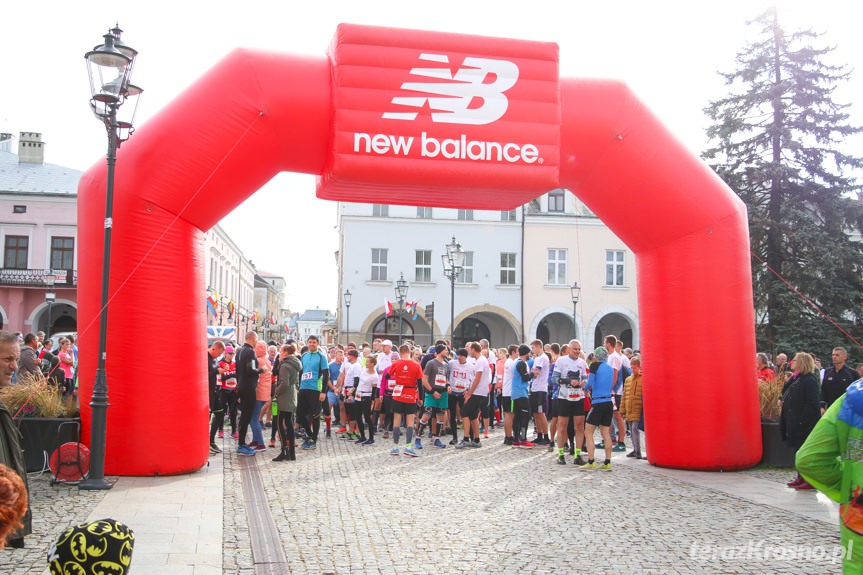 XXIII Bieg Niepodległości w Krośnie, Zawody Nordic Walking