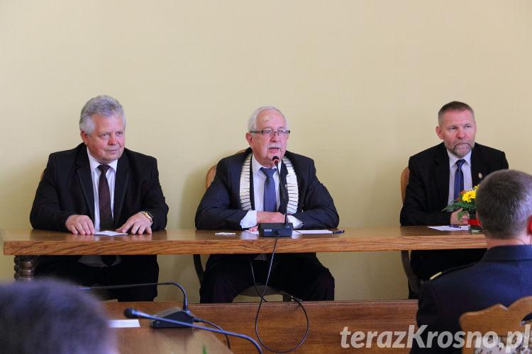 XXVIII uroczysta sesja Rady Miasta Krosna