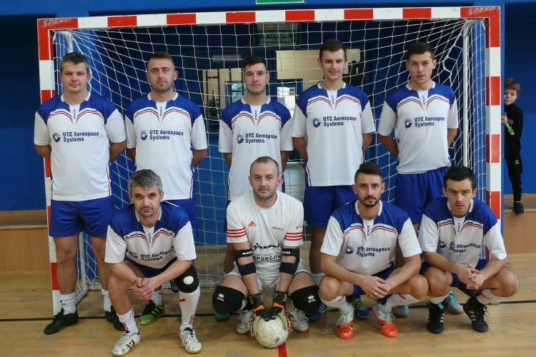 Zakładowy Turnieju Halowej Piłki Nożnej o Puchar Burmistrza Gminy Jedlicze