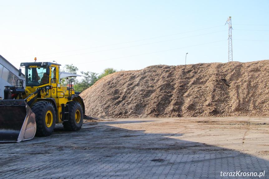 Zakończenie budowy kotła biomasowego