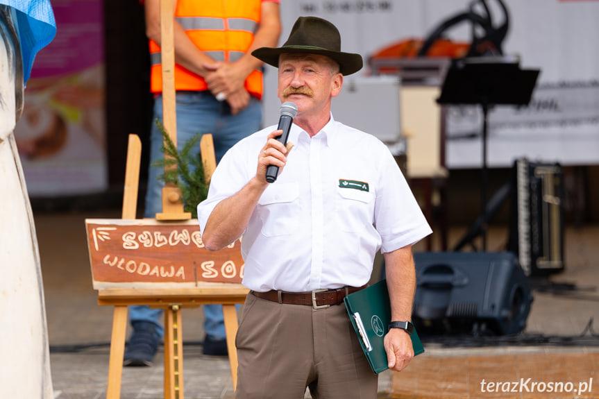 Zakończenie pleneru rzeźbiarskiego w Iwoniczu-Zdroju
