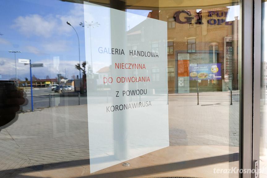 Zamknięte galerie
