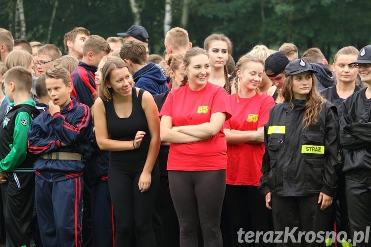 Zawody sportowo-pożarnicze w Dobieszynie