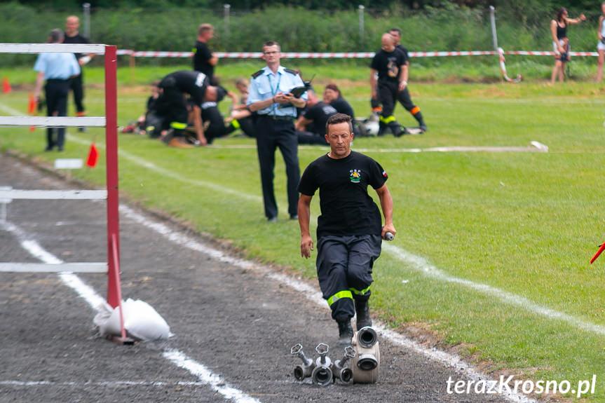 Zawody sportowo - pożarnicze w Kobylanach