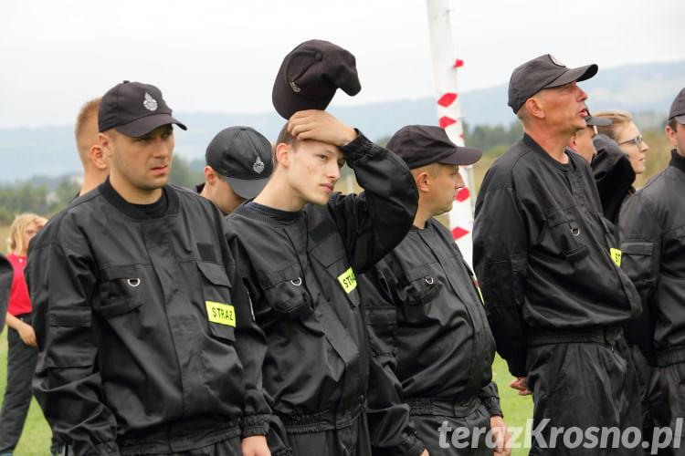 Zawody sportowo - pożarnicze w Targowiskach