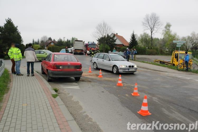 Zderzenie w Świerzowej Polskiej