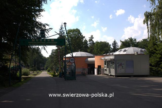 Zdjęcia Muzeum w Bóbrce