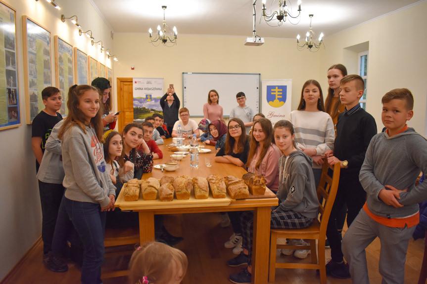 Zimowe chlebowe wieczory wGminie Wojaszówka