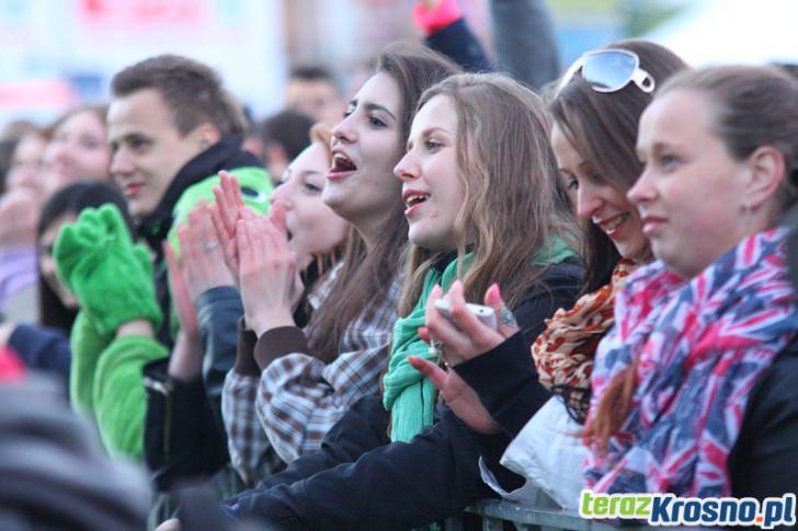 Balony nad Krosnem 2015 - Koncert Strachy na lachy