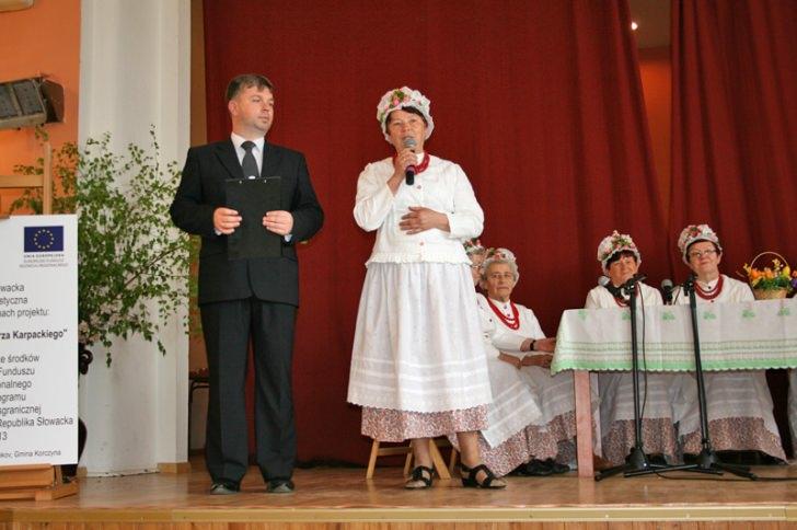 Międzynarodowa Biesiada Artystyczna w Korczynie
