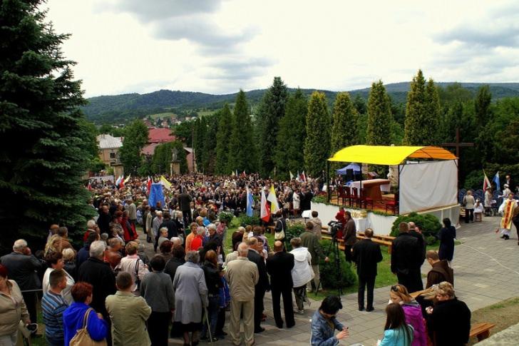 Uroczystości 600-lecia urodzin św. Jana z Dukli