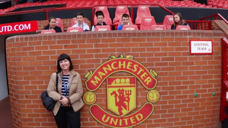 Szkoła Podstawowa w Długiem z wizytą w Manchesterze