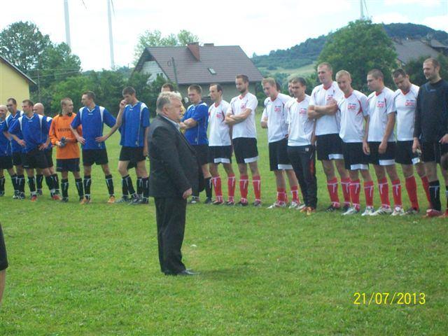 Puchar Burmistrza Gminy Rymanów dla Karpat Klimkówka