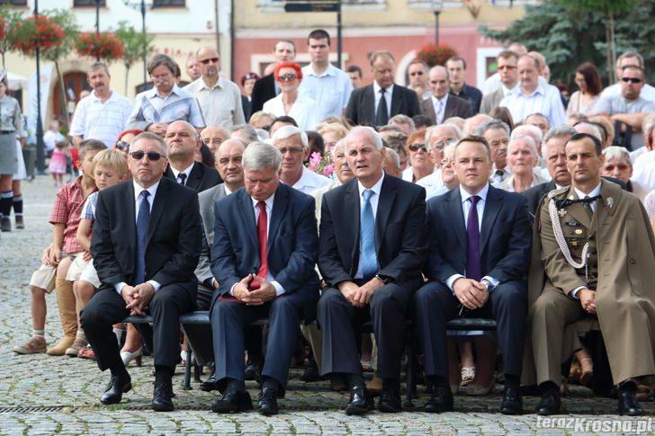 Uroczystości z okazji Dnia Wojska Polskiego