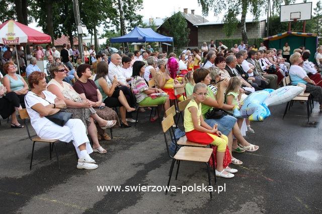 II Powiatowy Przegląd Zespołów Śpiewaczych i kapel Ludowych Zręcin 2008