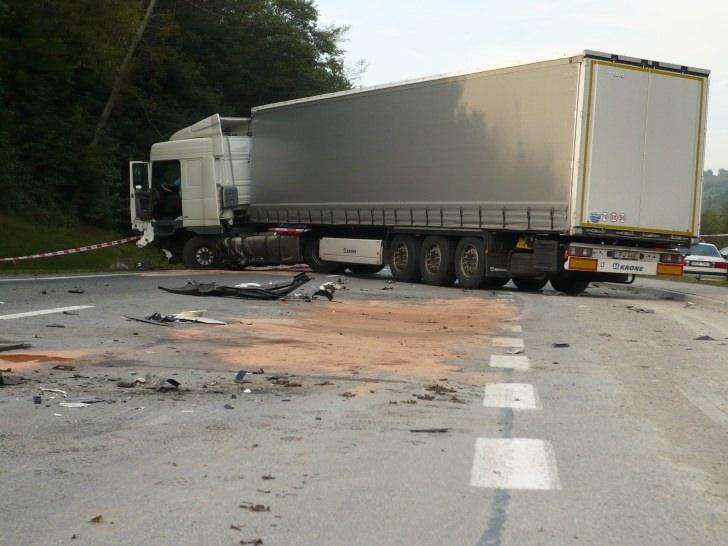 Wypadek w Lipowicy