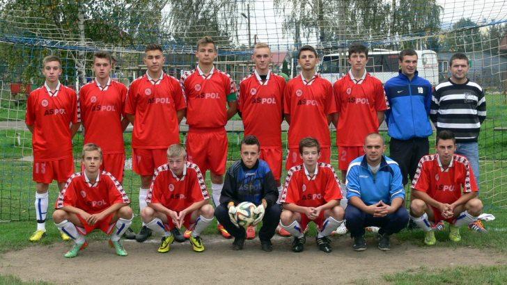 Jasiołka Świerzowa Polska - LKS Lubatowa (juniorzy)