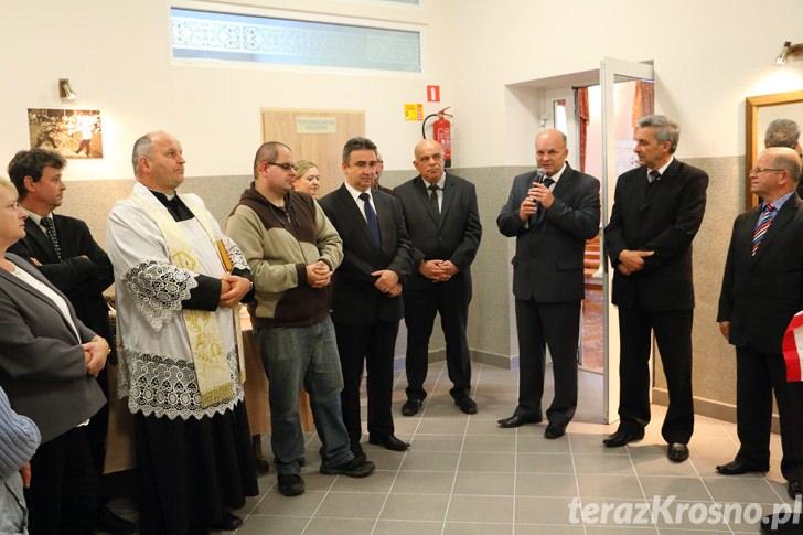 Otwarcie Domu Ludowego i Ośrodka Zdrowia w Potoku