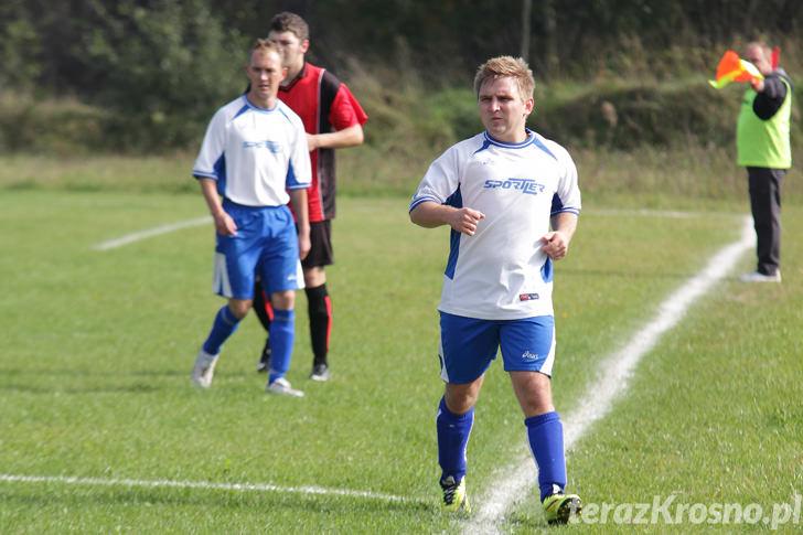 Sparta Draganowa - LKS Brzezówka 4:0