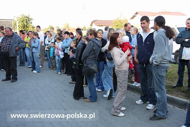 Losowanie nagród w Delikatesy Centrum Zręcin