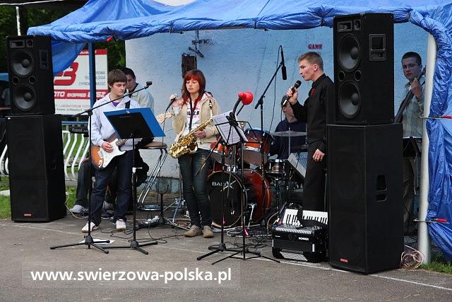 Festyn w Świerzowej Polskiej