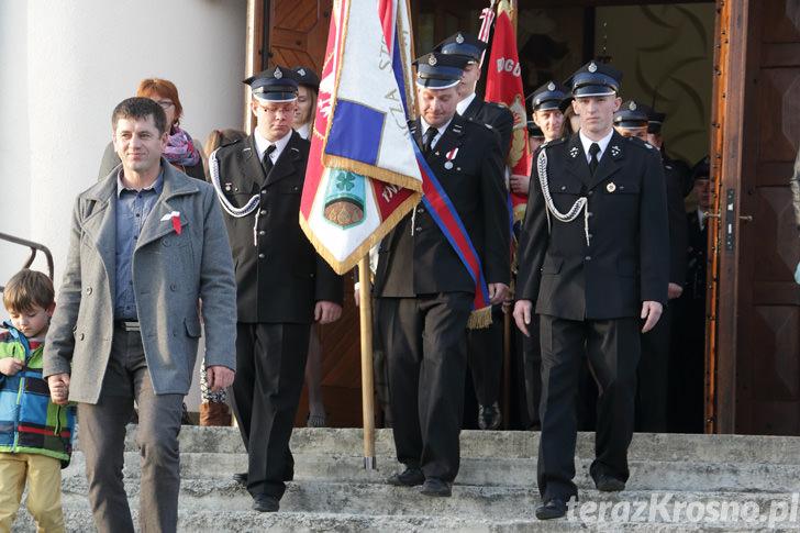 Szczepańcowa: Obchody Narodowego Święta Niepodległości w Gminie Chorkówka