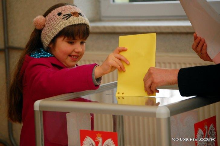 Głosowanie w wyborach samorządowych