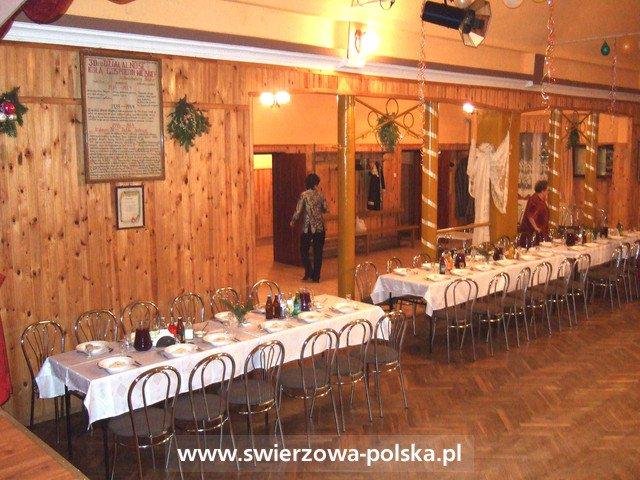 Zabawa karnawałowa w Świerzowej Polskiej