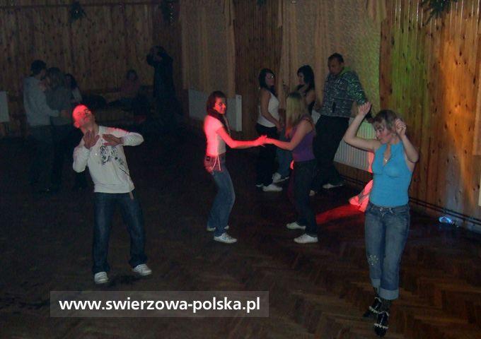 Dyskoteka w Świerzowej Polskiej