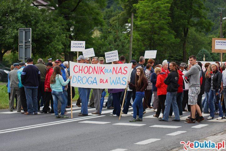 Protest w Tylawie