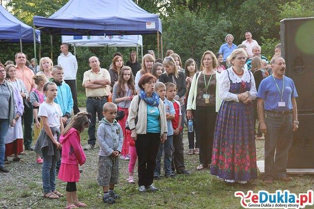 VIII Spotkania Folklorystyczne w Łękach Dukielskich