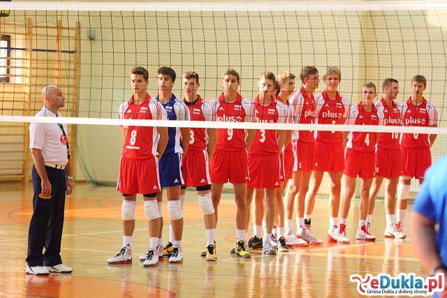 Mecz Polska - Czechy w Dukli