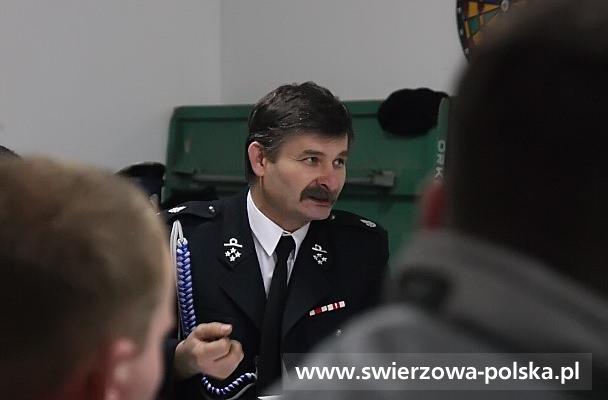 Zebranie OSP Świerzowa Polska