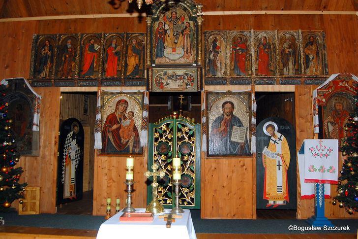 Olchowiec: Grekokatolicka Wigilia Bożego Narodzenia