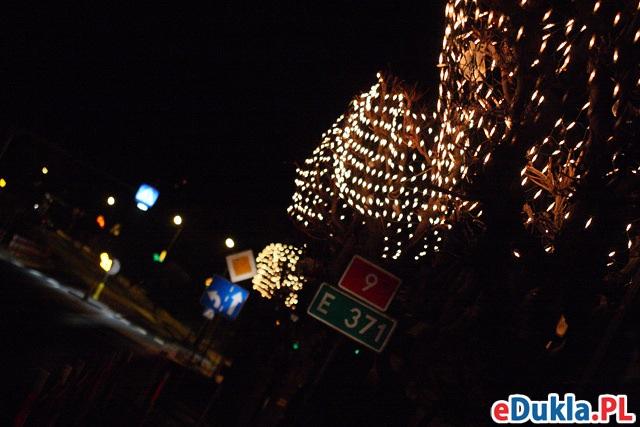 Świąteczny wystrój Dukli - rok 2011