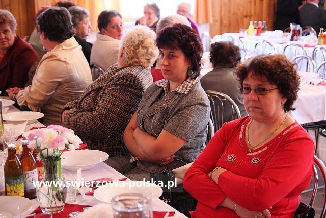 75-lecie Koła Gospodyń Wiejskich w Świerzowej Polskiej