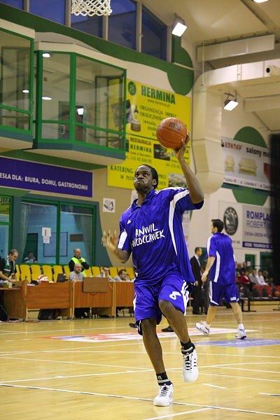 Gala koszykówki w Krośnie