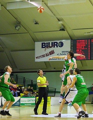 MOSiR Krosno - Zastal Zielona Góra