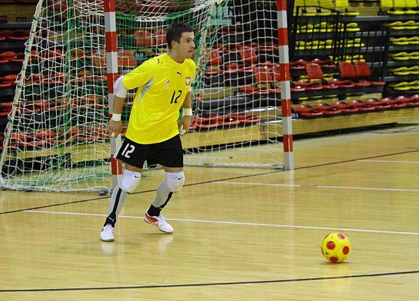 Futsal U-21: Polska - Ukraina 1:2